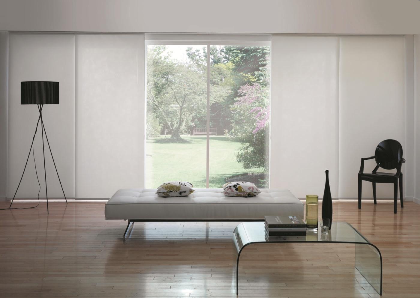 Modelo de cortinas para salas