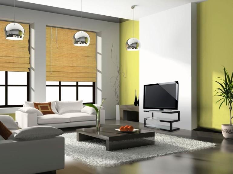 cortinas para tv room