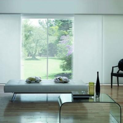 Producto recomendado para salas. cortina a paneles en telas elegantes  hecha a la medida en isorama solo para nuestros clientes